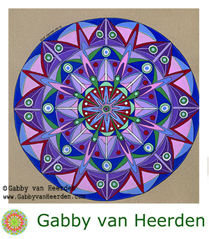 The Art of Mandalas