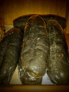 Activated Charcoal Bread