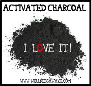 Activated Charcoal DIY Skin care and more..