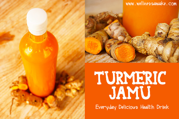 Turmeric Jamu – Anti Cancer and Health Drink