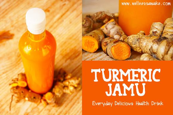 Turmeric Jamu