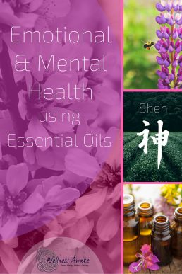 Emotional, Mental Health using Essential Oils and Aromatherapy-Pinterest